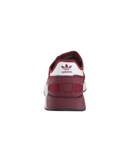 sports shoes 4e6d5 339e7 ... Adidas Originals - Red N-5923 (collegiate Burgundy white black) Men s  ...