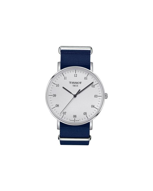 Tissot - Blue Everytime Large Nato - T1096101703700 - Lyst