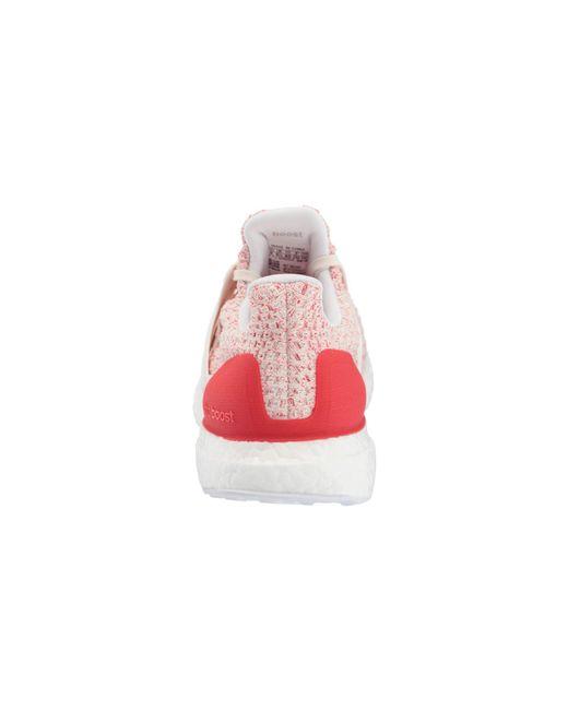 758be1d9e30 ... Adidas Originals - Ultraboost (chalk Pearl cloud White shock Pink)  Women s Running ...