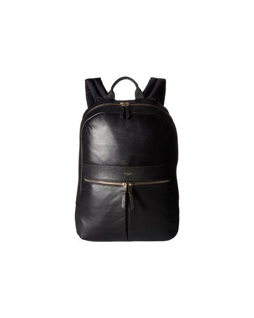 Knomo - Black Mayfair Luxe Beaux Backpack (burgundy) Backpack Bags - Lyst