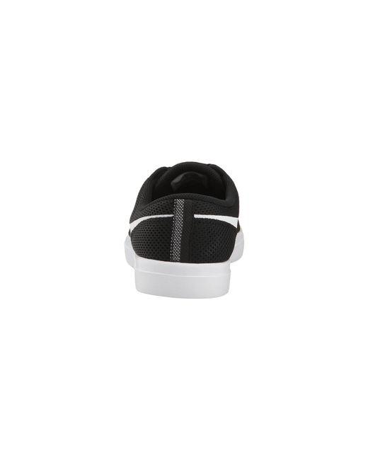 32f771c44ac7 ... Nike - Portmore Ii Ultralight (black black anthracite) Men s Skate Shoes  for ...