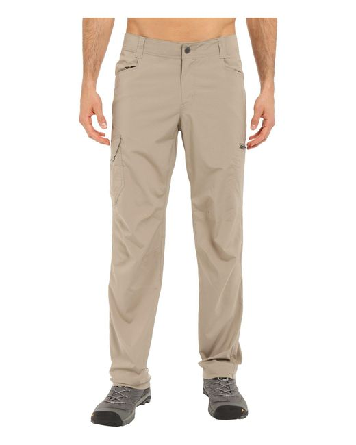 Columbia - Natural Silver Ridge Stretchtm Pants (grill) Men's Casual Pants for Men - Lyst