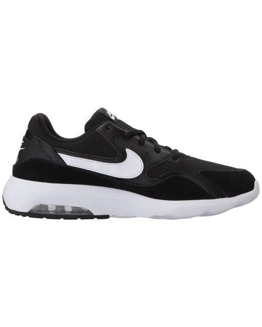 ... Nike - Black Air Max Nostalgic for Men - Lyst ...