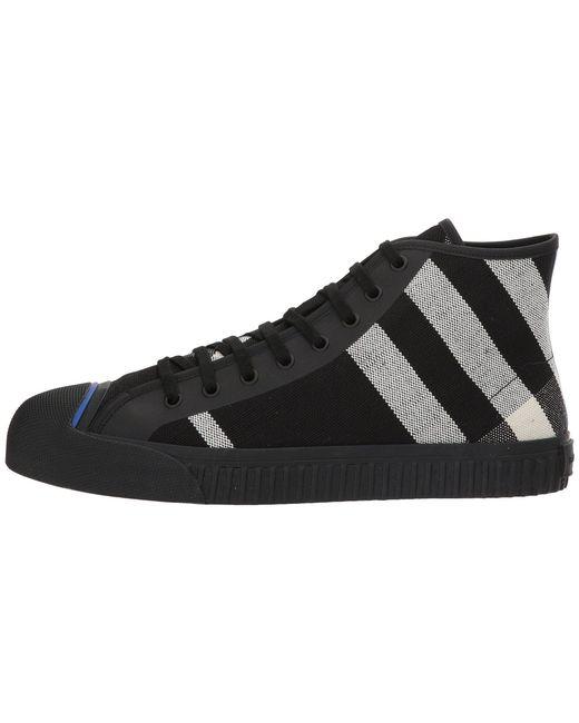 BurberryKirk High Top Sneaker HawdRkr