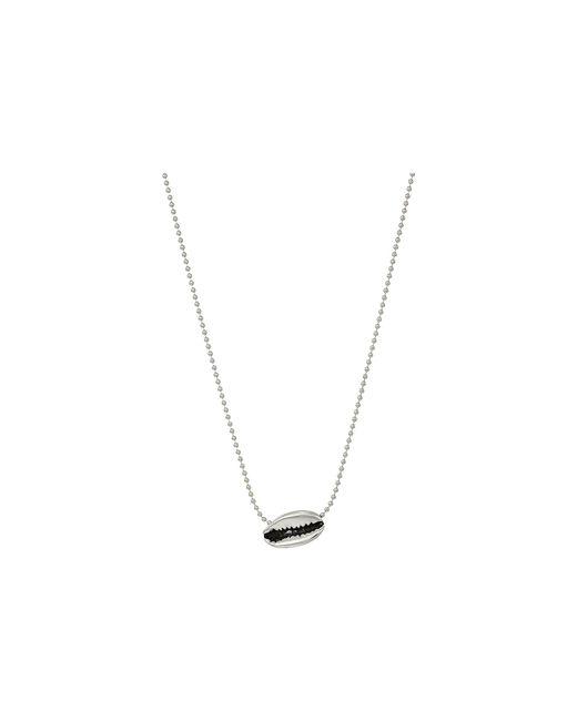 Rebecca Minkoff - Metallic Mini Lola Necklace - Lyst