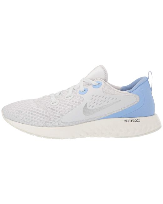 89c85729029c ... Nike - Multicolor Legend React (white hyper Pink half Blue black) ...