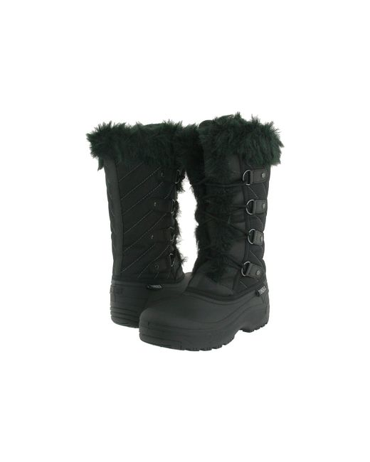 Tundra Boots | Black Diana | Lyst