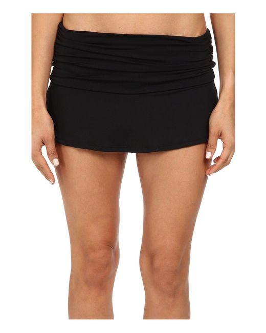Carve Designs | Black Playa Skirt Bottom | Lyst