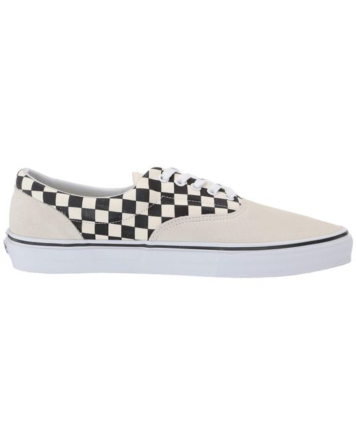 4802d2d1dc ... Vans - Multicolor Eratm ((primary Check) True Blue white) Skate Shoes  ...