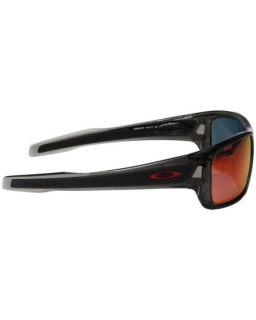 1da0378452 ... Oakley - Multicolor Turbine Xs (polished White W  Prizm Deep Water  Polarized) Fashion ...