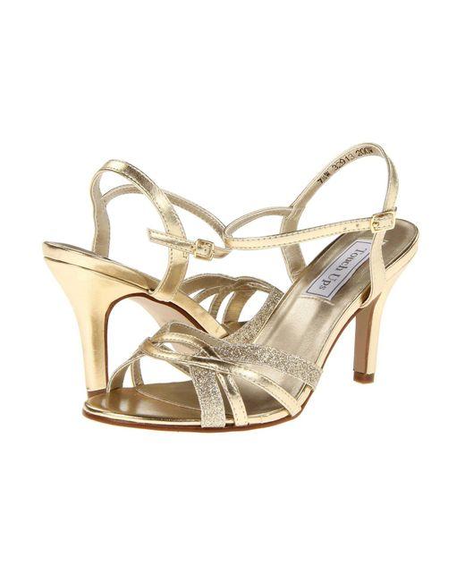 Touch Ups - Metallic Taryn (gold) Women's Shoes - Lyst