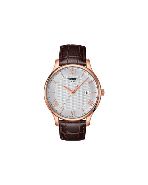 Tissot - Multicolor Tradition - T0636103603800 for Men - Lyst