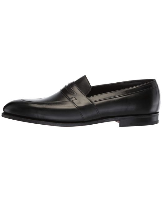 cd08068fab1 Lyst - John Lobb Adley Loafer (black) Men s Slip On Shoes in Black ...