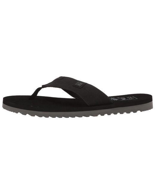 c332eb4b2d1c Lyst - Flojos Felix (black gray) Men s Shoes in Black for Men