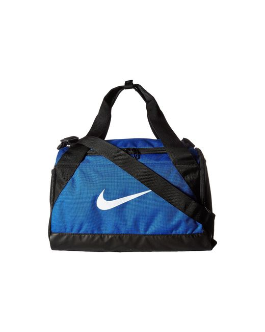 Nike - Brasilia Duffel Extra Small (black/black/white) Duffel Bags for Men - Lyst