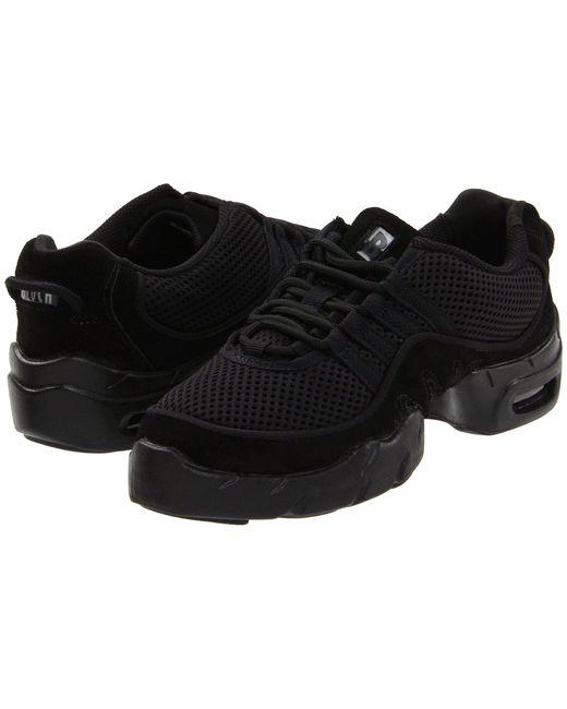 Bloch - Black Boost Drt Mesh Sneaker - Lyst