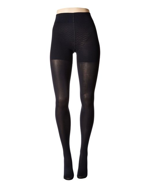 Wolford - Velvet De Luxe 66 Control Top Tights (nearly Black) Fishnet Hose - Lyst