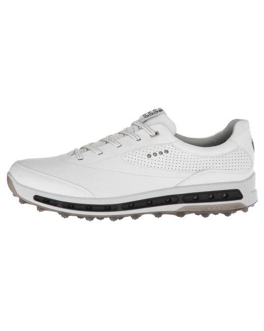 a68f2005d76d Lyst - Ecco Cool Pro Gore-tex(r) (black black) Men s Golf Shoes in ...