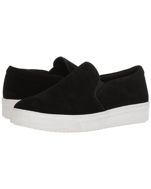 Blondo - Black Gracie Waterproof Sneaker (light Grey Suede) Women's Shoes - Lyst