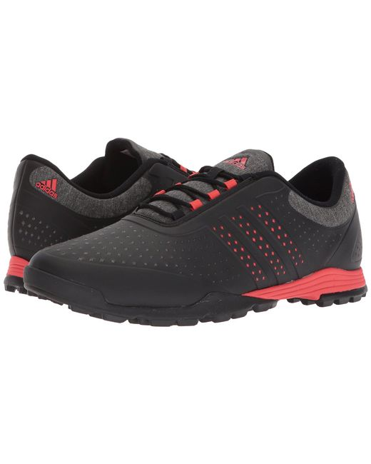 Adidas Originals - Adipure Sport (core Black/real Coral/core Black) Women's Golf Shoes - Lyst