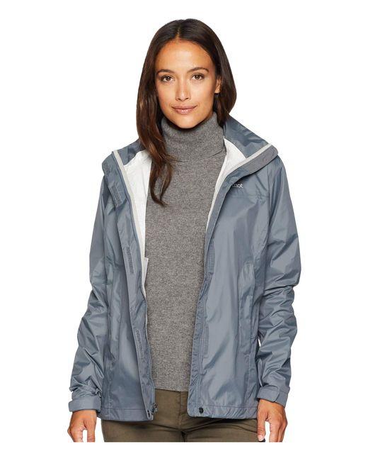 Marmot - Blue Precip(r) Jacket (grape) Women's Jacket - Lyst
