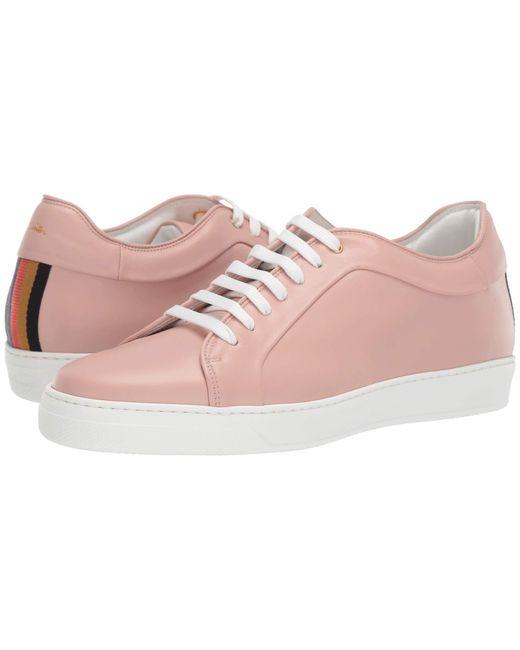 Paul Smith Pink Nastro Zero Sneaker for men