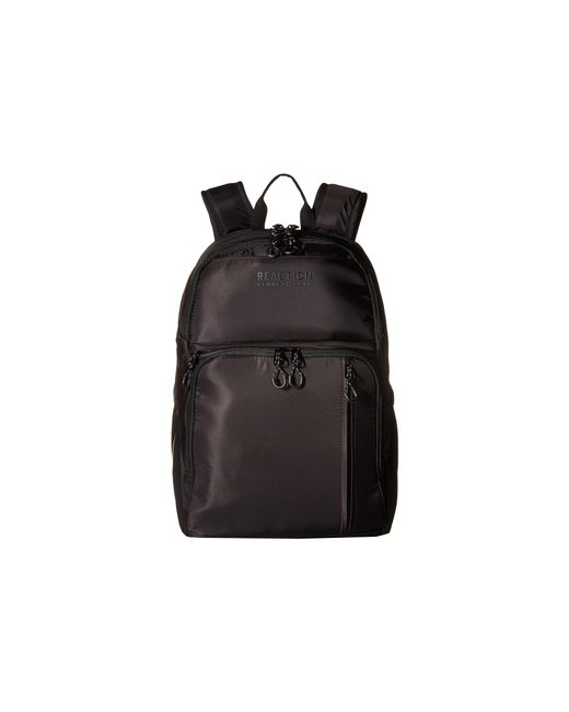 Kenneth Cole Reaction - Hit The Pack - Computer Backpack (black) Backpack Bags for Men - Lyst