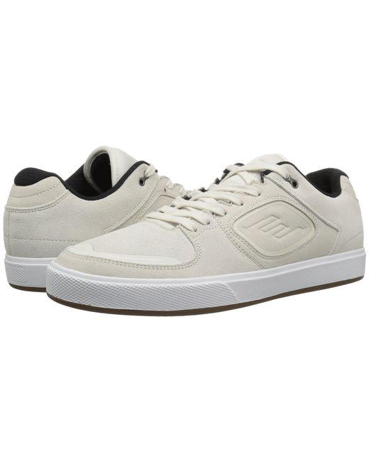 Emerica - White Reynolds G6 (grey) Men's Skate Shoes for Men - Lyst