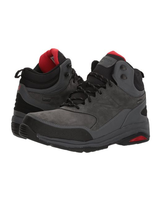 New Balance - Gray Mw1400v1 (black) Men's Hiking Boots for Men - Lyst