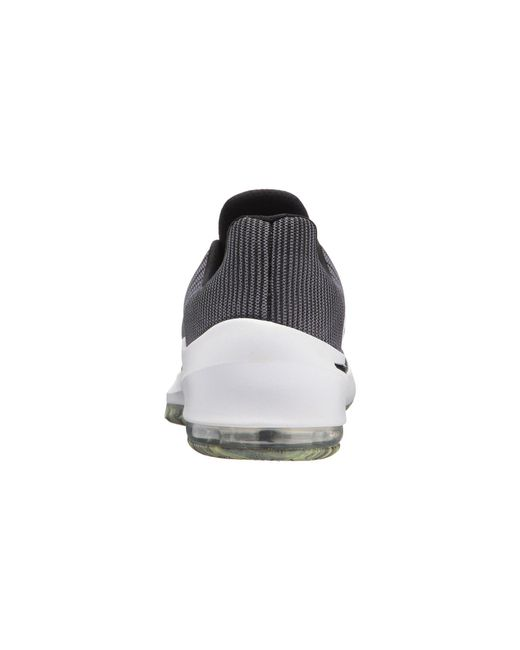 ... Nike - Gray Air Max Infuriate 2 for Men - Lyst ...