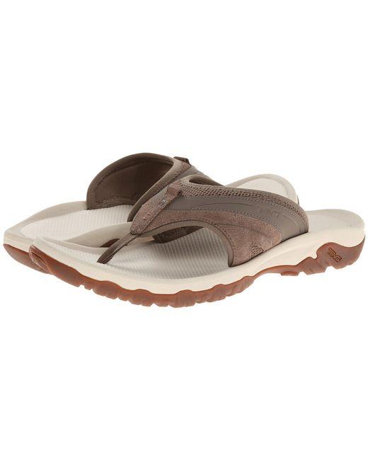 Teva Brown Pajaro Flip-flop for men