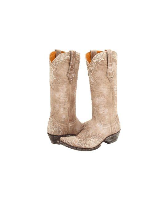 Old Gringo - Multicolor Erin 13 (chocolate) Cowboy Boots - Lyst