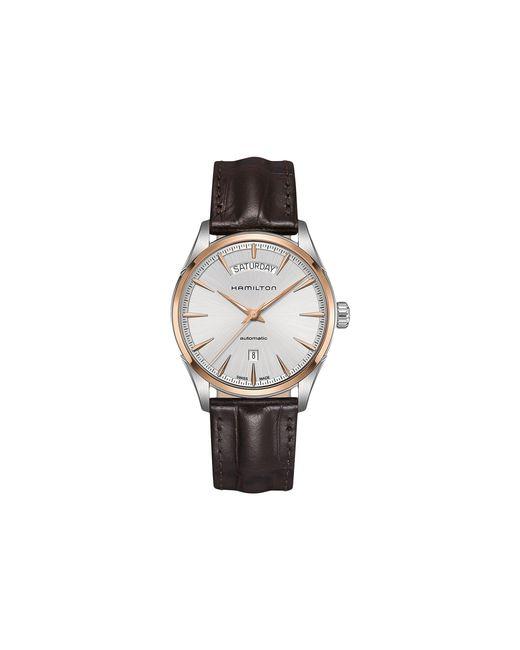 Hamilton - Metallic Jazzmaster Day Date - H42525551 (silver) Watches for Men - Lyst
