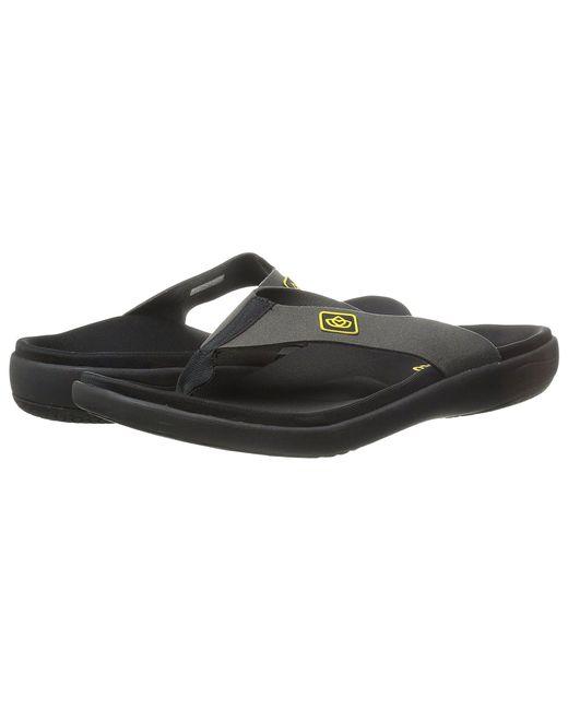 Spenco - Black Pure Sandal (violet) Women's Shoes - Lyst