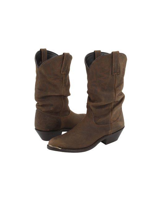 Dingo - Marlee (brown) Cowboy Boots - Lyst