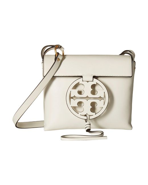 Tory Burch - Natural Miller Crossbody (black) Handbags - Lyst