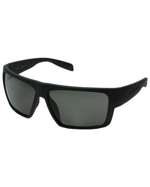 ee57dc8bc51 Native Eyewear - Black Eldo (asphalt dark Gray asphalt gray) Sport ...
