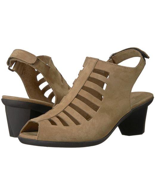 Arche - Multicolor Enexor (sand) Women's Shoes - Lyst