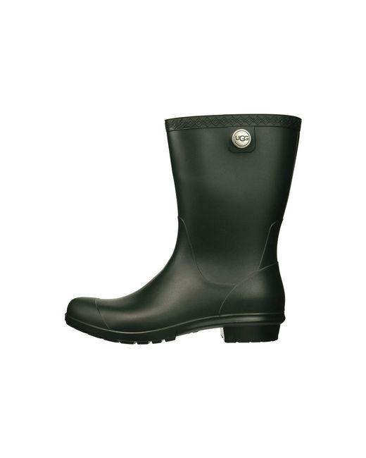 a31ad146b16 Lyst - UGG Sienna (matte Garnet) Women's Boots in Green