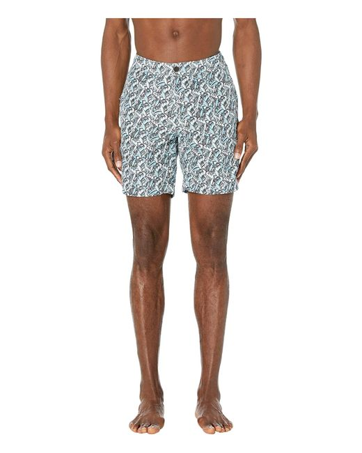 c4567b7033d50 Onia - Blue Calder 7.5 Swim Shorts (deep Sky) Men's Swimwear for Men ...