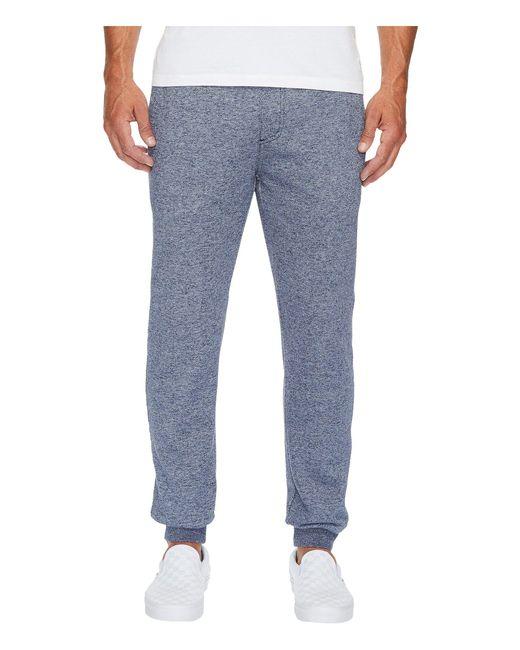 Rip Curl - Blue Destination Fleece Pants (red) Men's Casual Pants for Men - Lyst