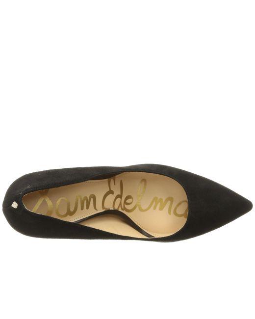 a07ec18c16d ... Sam Edelman - Black Hazel (rose Gold Mini Glitter) Women s Shoes ...