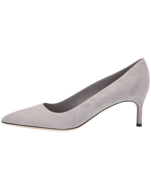 4390dbe598 ... Via Spiga - Gray Nikole 55 (desert) Women's 1-2 Inch Heel Shoes ...