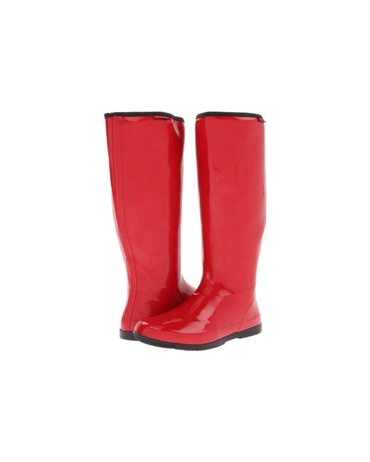 Baffin | Red Packables Boot | Lyst