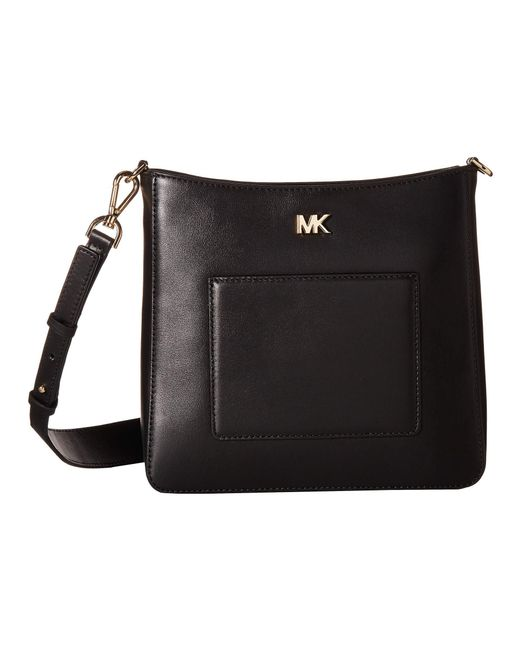 MICHAEL Michael Kors - Black Gloria Pocket Swing Pack (acorn) Bags - Lyst