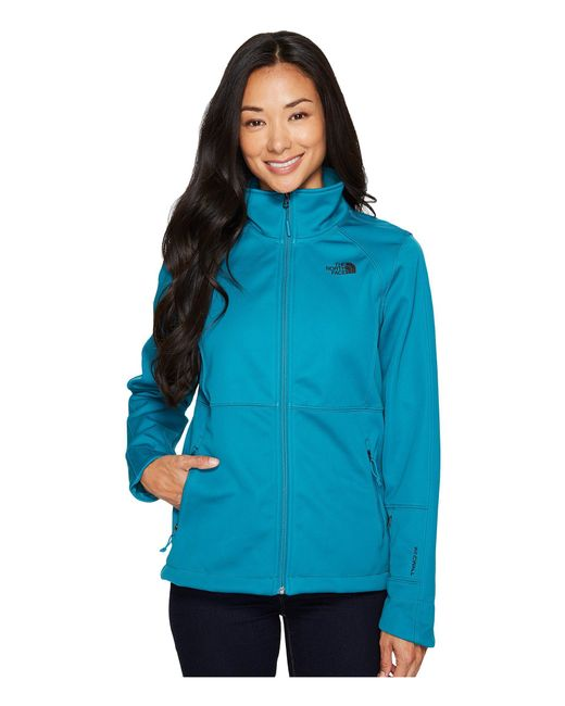 The North Face | Blue Apex Risor Jacket | Lyst