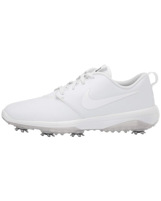 9db830652331 Lyst - Nike Roshe G Tour (pure Platinum black white volt Glow) Men s ...