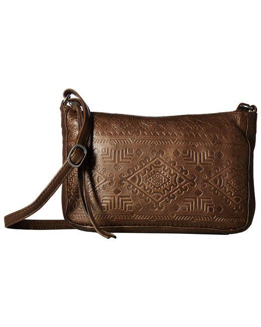 Day & Mood - Brown Loulou Crossbody (cognac) Cross Body Handbags - Lyst