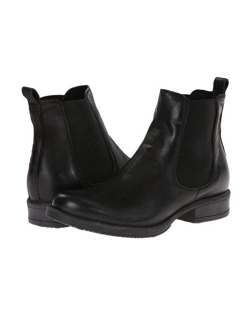 Miz Mooz - Newport (black) Women's Pull-on Boots - Lyst