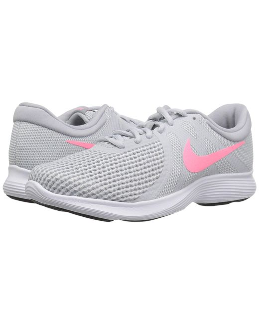 c27cc86b08a6e Nike - Multicolor Revolution 4 (black sapphire anthracite white) Women s  Running ...